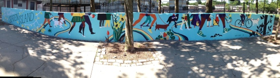 Prall Mural